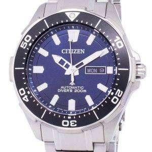 Citizen Promaster Marine Scuba Diver 200M Automatic NY0070-83L Men's Watch