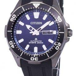 Citizen Promaster Marine Diver's 200M Automatic NY0075-12L Men's Watch