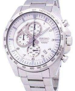 Seiko Chronograph Tachymeter Quartz SSB317 SSB317P1 SSB317P Men's Watch