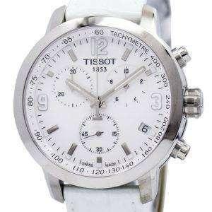 Tissot PRC 200 Quartz Chronograph T055.417.16.017.00 Mens Watch