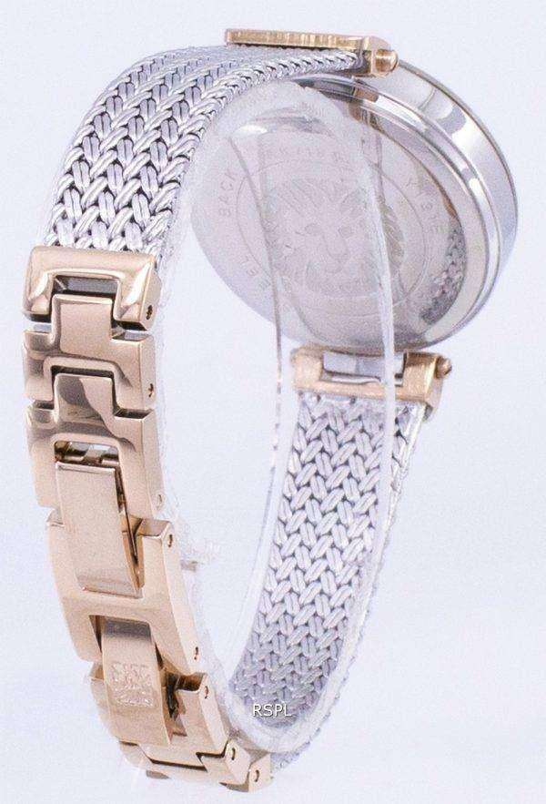 Anne Klein Quartz Diamond Accents 1907SVRT Women's Watch
