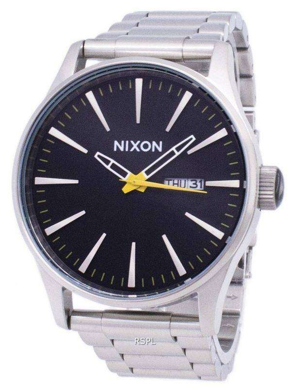Nixon Sentry SS Quartz A356-1227-00 Men's Watch