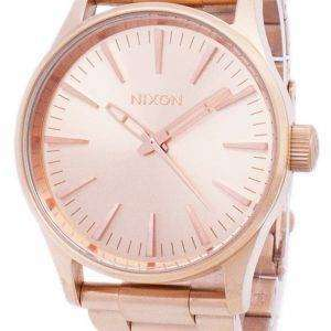 Nixon Sentry 38 SS Quartz A450-897-00 Men's Watch