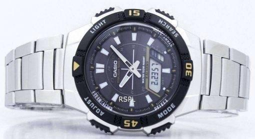 Casio Analog Digital Tough Solar AQ-S800WD-1EVDF AQ-S800WD-1EV Mens Watch