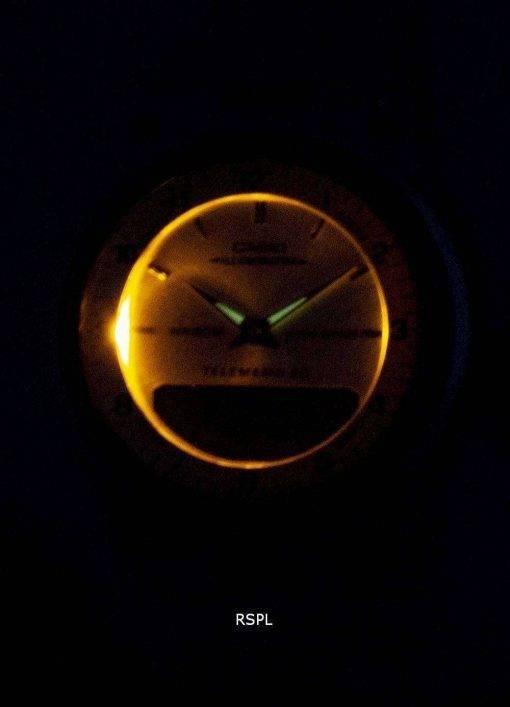 Casio Analog Digital Telememo Illuminator AW-80D-7AVDF AW-80D-7AV Mens Watch
