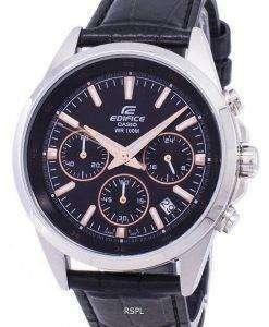 Casio Edifice Chronograph EFR-527L-1AV EFR-527L-1A Mens Watch