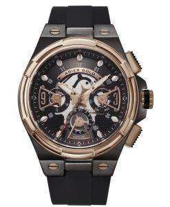 Aries Gold Inspire Lightning Quartz G 7003 BKRG-BKRG Men's Watch