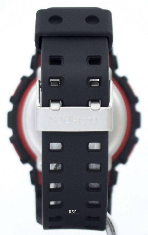 Casio G-Shock Velocity Indicator Alarm GA-100-1A4 GA-100 Watch