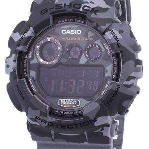 Casio G-Shock Digital Camouflage Series GD-120CM-8 Mens Watch
