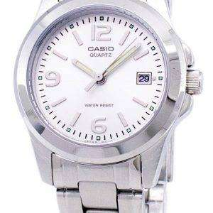 Casio Analog Quartz White Dial LTP-1215A-7ADF LTP-1215A-7A Womens Watch
