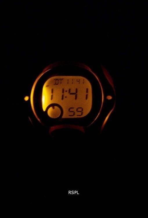 Casio Digital Sports Illuminator LW-200-4AVDF Womens Watch