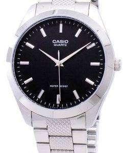 Casio Quartz Analog Radiant Blue Dial MTP-1274D-1ADF MTP-1274D-1A Mens Watch