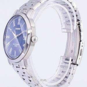 Casio Analog Quartz MTP-E149D-2BV MTPE149D-2BV Men's Watch
