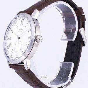 Casio Analog Quartz MTP-E150L-7BV MTPE150L-7BV Men's Watch