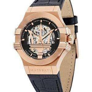 Maserati Potenza Automatic R8821108002 Men's Watch