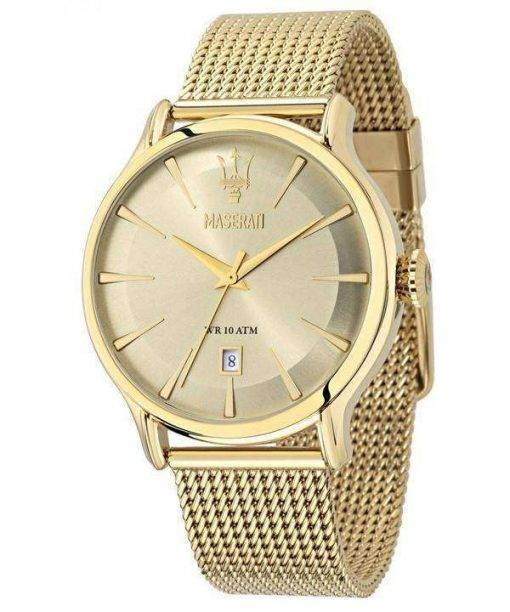 Maserati Epoca Quartz R8853118003 Men's Watch