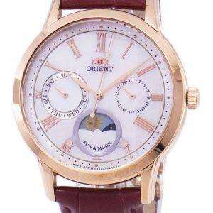 Orient Sun and Moon Quartz RA-KA0001A10B Women's Watch