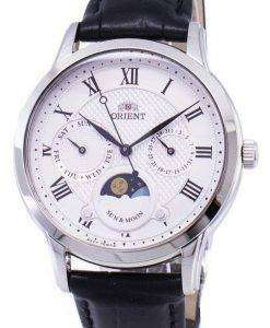 Orient Sun And Moon Quartz RA-KA0006S10B Women's Watch