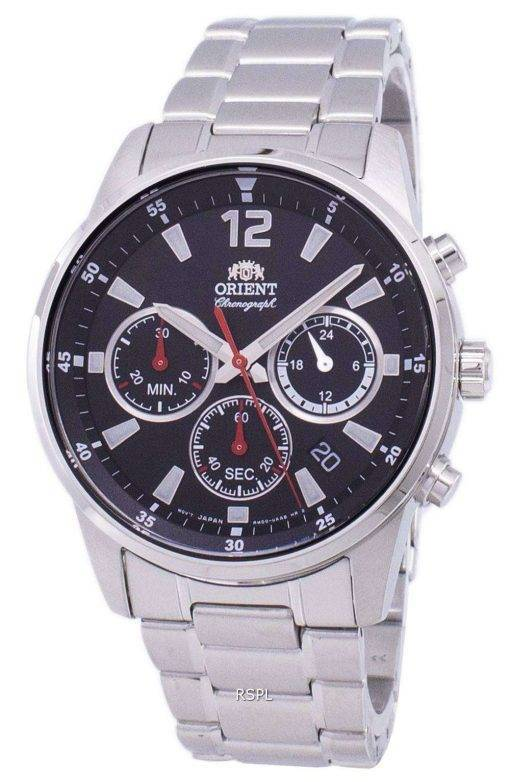 Orient Sports Chronograph Quartz RA-KV0001B10B Men's Watch