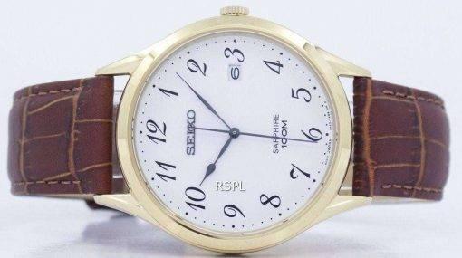 Seiko Quartz Analog SGEH78 SGEH78P1 SGEH78P Men's Watch