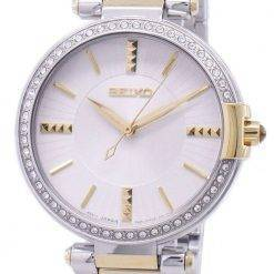 Seiko Analog Quartz Diamond Accents SRZ516 SRZ516P1 SRZ516P Women's Watch