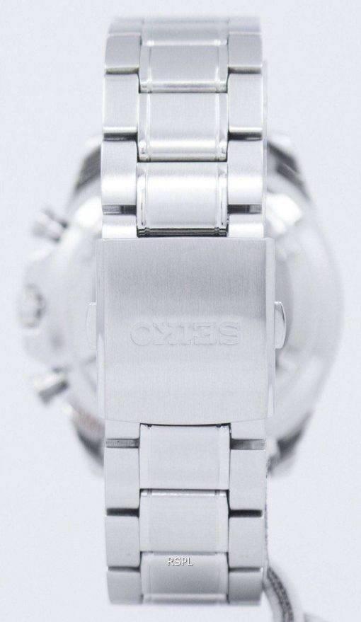 Seiko Sports Chronograph Quartz Tachymeter SSB299 SSB299P1 SSB299P Men's Watch