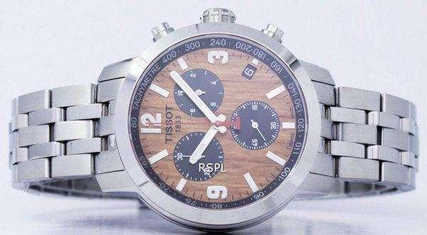 Tissot T-Sport PRC 200 Basketball Chronograph T055.417.11.297.01 T0554171129701 Men's Watch