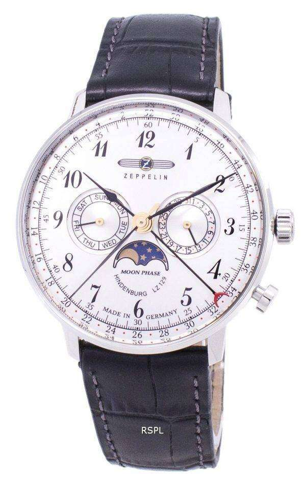 Zeppelin Series LZ 129 Hindenburg Germany Made 7036-1 70361 Men's Watch