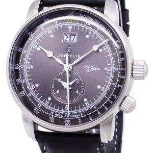 Zeppelin Series 100 Years ED.1 Germany Made 7640-2 76402 Men's Watch