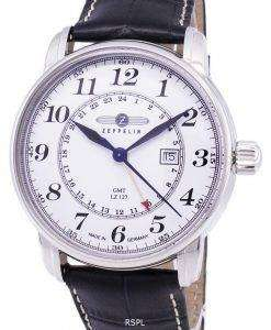 Zeppelin Series LZ127 Graf Germany Made 7642-1 76421 Men's Watch