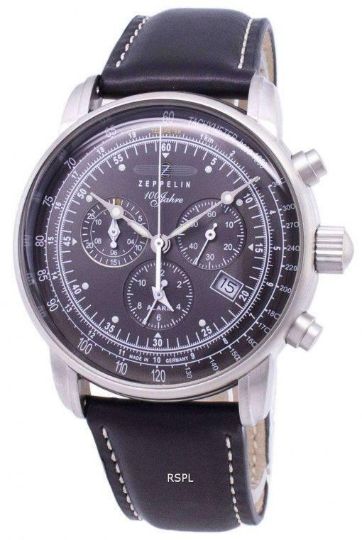 Zeppelin 100 Years ED.1 Germany Made 7680-2 76802 Men's Watch