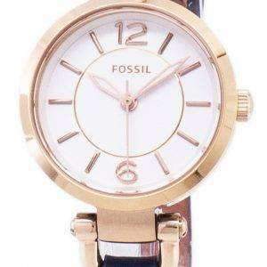 Fossil Georgia Mini Quartz ES4026 Women's Watch