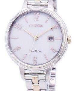 Citizen Eco-Drive Silhouette EW2446-57A Women's Watch