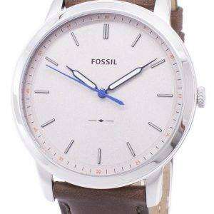 Fossil The Minimalist Slim 3H Quartz FS5306 Men's Watch