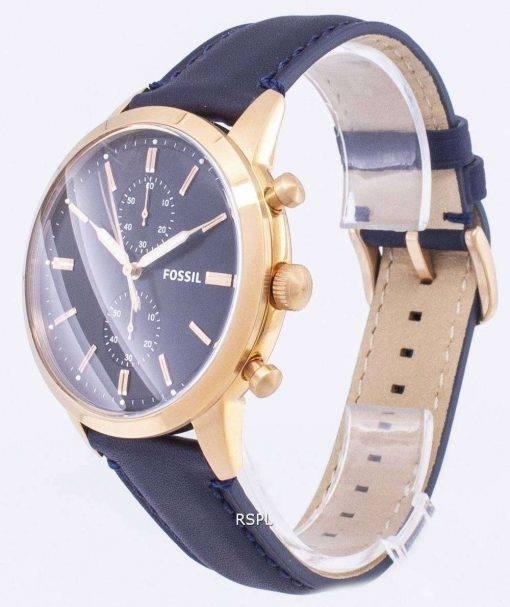 Fossil Townsman Chronograph Quartz FS5436 Men's Watch