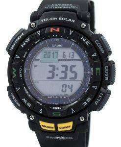 Casio Protrek Triple Sensor PRG-240-1DR PRG-240-1D PRG-240-1 Watch