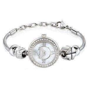 Morellato Drops Quartz Diamond Accents R0153122589 Women's Watch