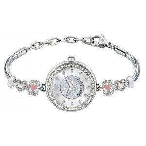 Morellato Drops Quartz Diamond Accents R0153122592 Women's Watch