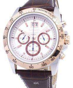 Seiko Lord Chronograph Quartz SPC246 SPC246P1 SPC246P Men's Watch