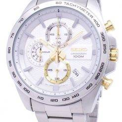 Seiko Neo Sports Chronograph Quartz SSB285 SSB285P1 SSB285P Men's Watch