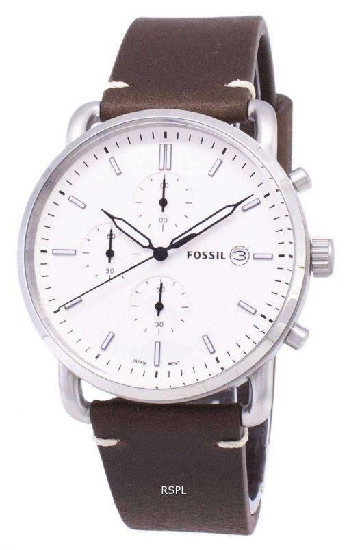 Fossil The Commuter Chronograph Quartz FS5402 Men's Watch