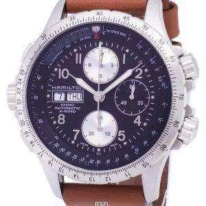 Hamilton Automatic Khaki X-Wind Chronograph H77616533 Mens Watch