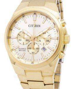 Citizen Analog Chronograph Quartz AN8172-53P Men's Watch