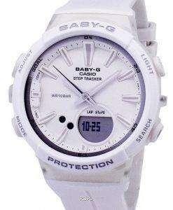 Casio Baby-G Step Tracker Analog Digital BGS-100-7A1 BGS100-7A1 Women's Watch