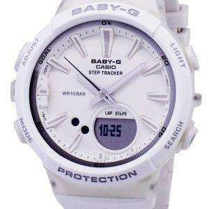 Casio Baby-G Step Tracker Analog Digital BGS-100-7A1 BGS100-7A1 Women's Watch