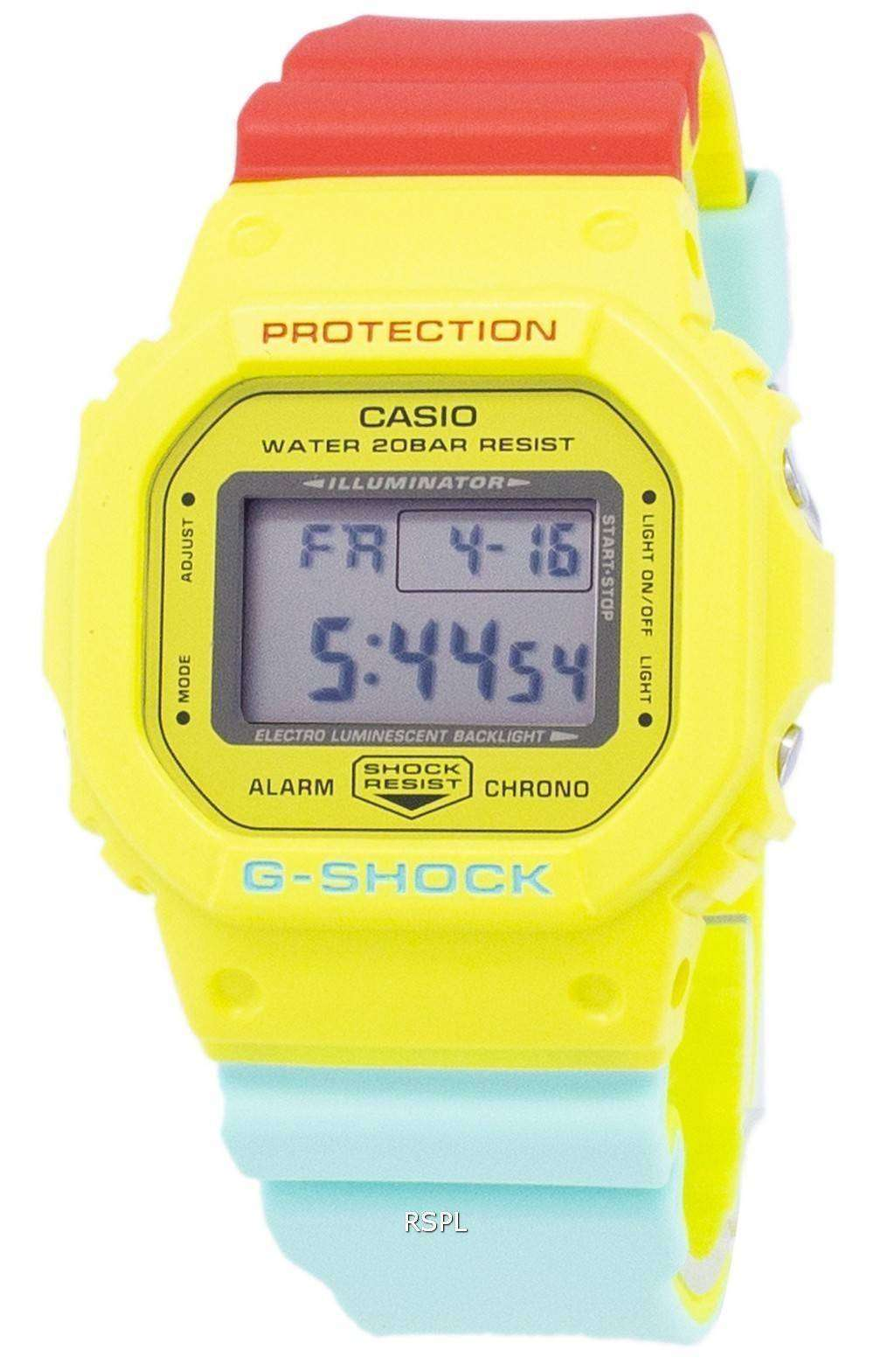 Casio G-Shock Special Color Models 200M DW-5600CMA-9 DW5600CMA-9 Men's Watch