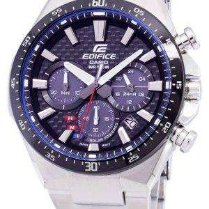 Casio Edifice Solar Chronograph EQS-800CDB-1AV EQS800CDB-1AV Men's Watch