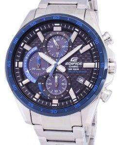 Casio Edifice Solar Chronograph EQS-900DB-2AV EQS900DB-2AV Men's Watch
