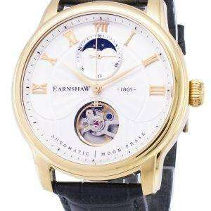 Thomas Earnshaw Longitude Moon Phase Automatic ES-8066-03 Men's Watch