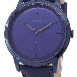 Fossil Minimalist Two Hand Quartz FS5448 Men's Watch